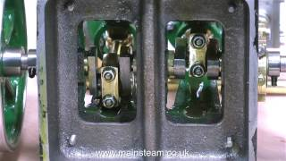 PROBLEMS WITH A STUART DOUBLE 10V MODEL STEAM ENGINE