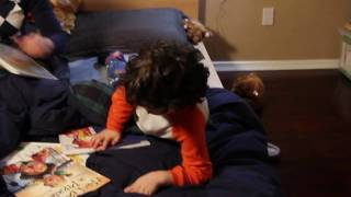 Preschool - 3-5y: Bedtime
