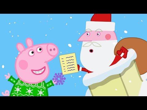 Dessin peppa pig noel - Peppa pig francais noel ...