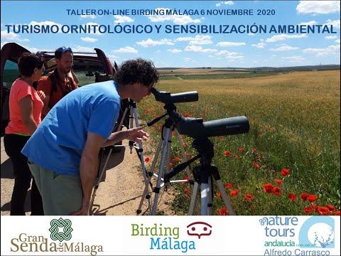 Turismo Ornitológico y Sensibilización Ambiental