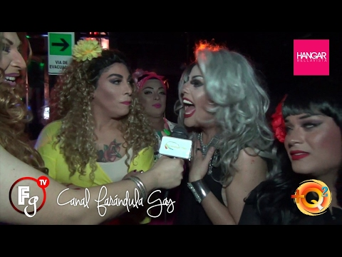 SOMOS CHILE HANGAR BELLAVISTA _ CANAL FARANDULA GAY