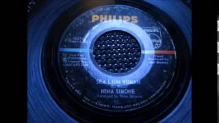 NINA SIMONE - SEA LION WOMAN