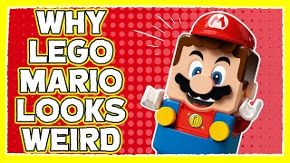 Why Lego Mario Is Not A Minifigure