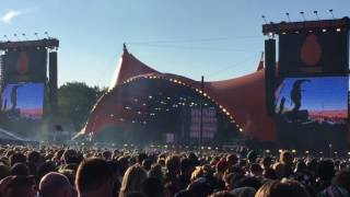 Ice Cube 'Gangsta Nation' @ Roskilde Festival