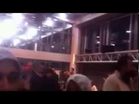 باريس: يسقط يسقط حكم العسكر في معهد العالم العربي (فيديو)