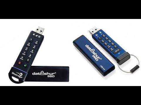 iStorage datAshur Pro (32GB, USB 3.0)