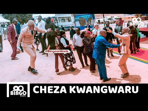 Harmonize na Rais Magufuli Wacheza Kwangwaru Utapenda Full Video Hii Apa