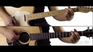 Wanted Hunter Hayes Guitar Lesson And Tutorial