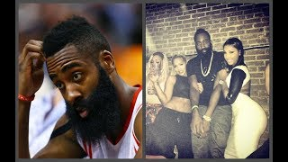 James Harden Puts Career ln TROUBLE Taking Phone From Girl