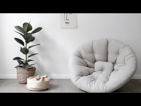 Matelas futon nid douillet 2 en 1 NEST