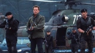 Download Video THE EXPENDABLES 2   Trailer & Filmclips deutsch german [HD] MP3 3GP MP4