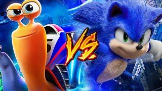 Sonic Vs. Turbo Rap 2020   Ykato & Ddraig  Prod. Hollywood Legends
