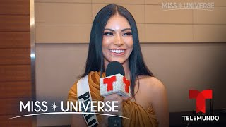 Miss Philippines 2019 Gazini Ganados Sends a Special Message to Her Fans | Miss Universo | Telemundo
