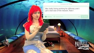 Tweets of The Rich & Famous: Ariel #10