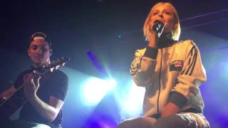 Uncut version of The Other Side (LIVE) - Melbourne 18.01.16