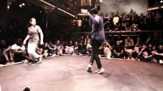 1st Round battles; House Dance Forever 2013