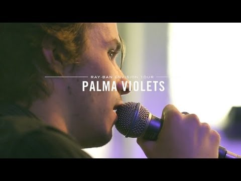 Envision Tour // Palma Violets // Johnny Bagga' Donuts (Soundcheck)