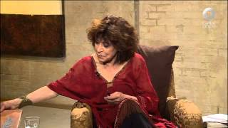 Conversando con Cristina Pacheco - Lucinda Urrusti
