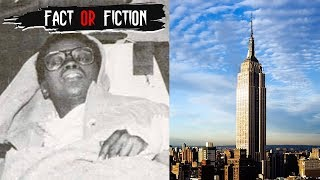 Woman Survives Empire State Building Suicide Jump - Fact or Fiction?