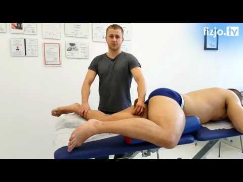 Zapalenie kaletki mięśnia kurze łapki