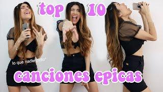 Mi top 10 de reggaeton ( todas del ultimo album de bad bunny)