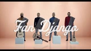 """Los Rolling Ruanas escapan del Mangingas en el videoclip de """"Fan Django"""""""
