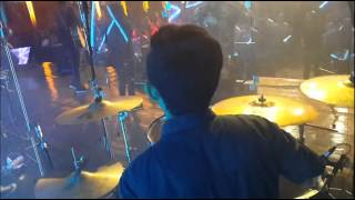 JPCC Worship single - Tuhan Penebusku - Sunday Service @JPCC (drum cam)