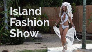 Tropical Fashion Show - Island Style