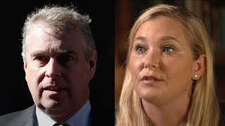 video: The Prince Andrew allegations: how Virginia RobertsGiuffre's and the Duke's version of events compare