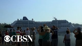 New restrictions on U.S. travel to Cuba