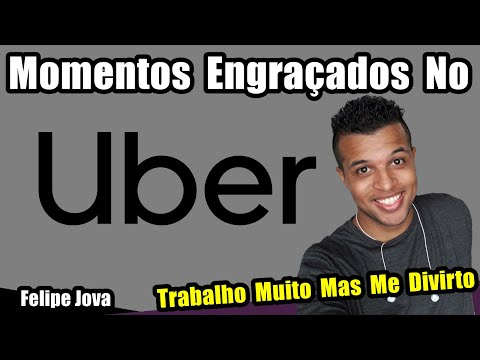 Momentos Engraçados No Uber