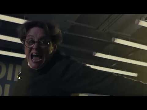 Watch as Librarians Go Nuts in Rage Gym by Björn Borg - This is Ragefulness.