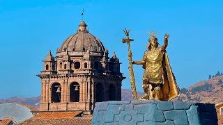 Куско - столица Инкской Империи.
