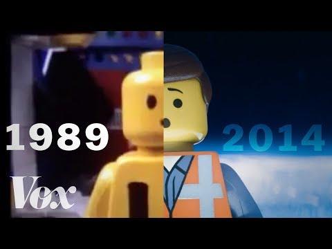Jak fanouškovské filmy utvářely LEGO příběh - Vox