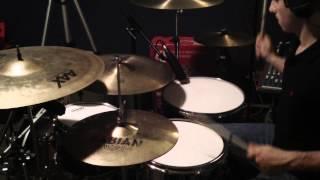 Battles - Ddiamondd [Drum Cover]