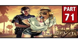 Grand Theft Auto 5 Walkthrough Part 71 - I STILL HATE PLANES! | GTA 5 Walkthrough
