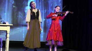 Stage visuals - Cinderella Opera by Alma Deutscher