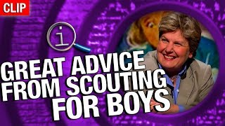 QI   Great Advice From Scouting For Boys