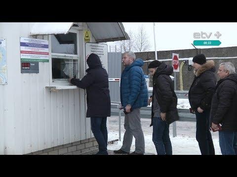 Эксперт: бронирование очереди на эстонско-российской границе не относится к мерам погранконтроля