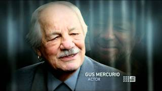 Memoriam Segment - 53rd Annual TV Week Logie Awards 2011