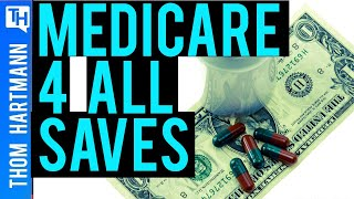 Richard Wolff Proves Medicare For All Saves Money