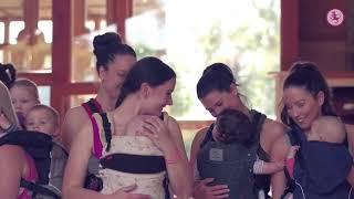 kangatraining: tu ti alleni, il tuo bimbo è con te!