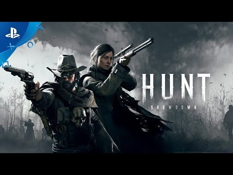 Hunt: Showdown - Launch Trailer   PS4