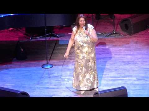 "Aretha Franklin ""Until You Come Back To Me (That's What I'm Gonna Do)"" NJPAC 6/16/16 Mp3"