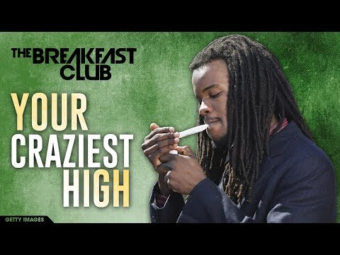 Charlamagne And Envy Describe Their Craziest Highs