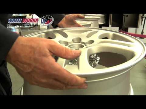 Established Alloy Wheel Repair Business for sale