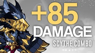 EASY Scythe 80+ DAMAGE Setup & Guide   eggsoup Brawlhalla
