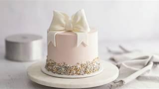 Fondant Bow Cake Topper