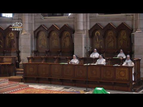 Prière du Milieu du jour du 8 juin 2021 des Bénédictines du Sacré-Coeur de Montmartre