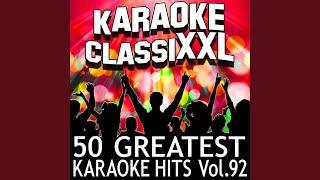Waltzing Back (Karaoke Version) (Originally Performed By The Cranberries)